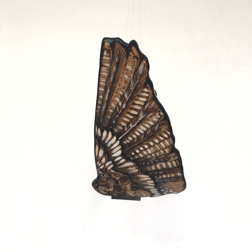 WINGS TWO by artist Samantha Jane Mullen