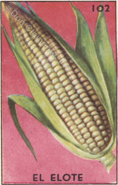 EL ELOTE (The Corn) #102 by artist Milka LoLo