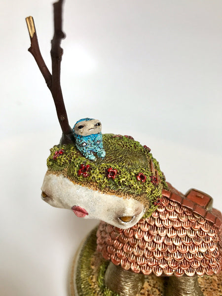 TURTLE by artist Emily Ipolani