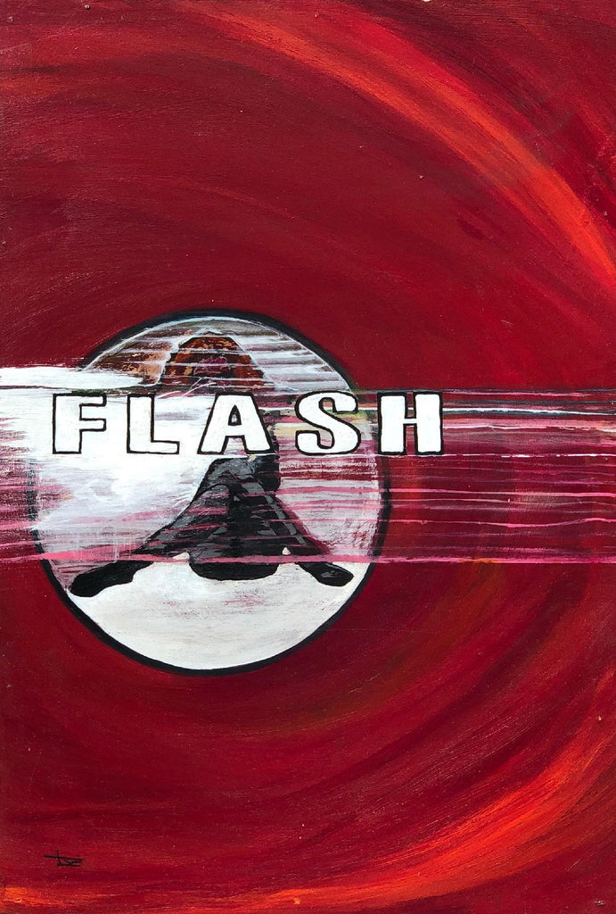 FLASH by artist Kelly Thompson