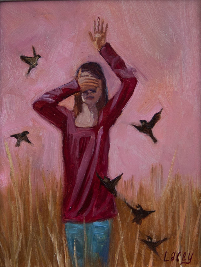 FLY by artist Lacey Bryant