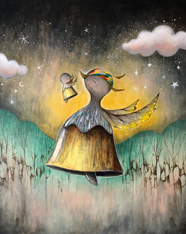 LA CAMPANA (The Bell) #43 by artist Malathip