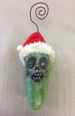 PICKLE ZOMBIE by artist Sheila Bentley