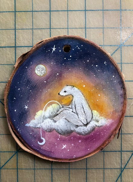 POLAR BEAR by artist Malathip