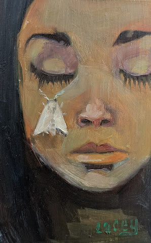 Tear by artist Lacey Bryant