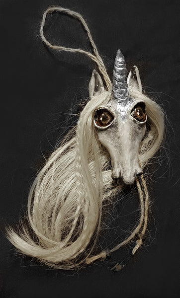 """Unicorn"" by artist Rasa Jadzeviciene"