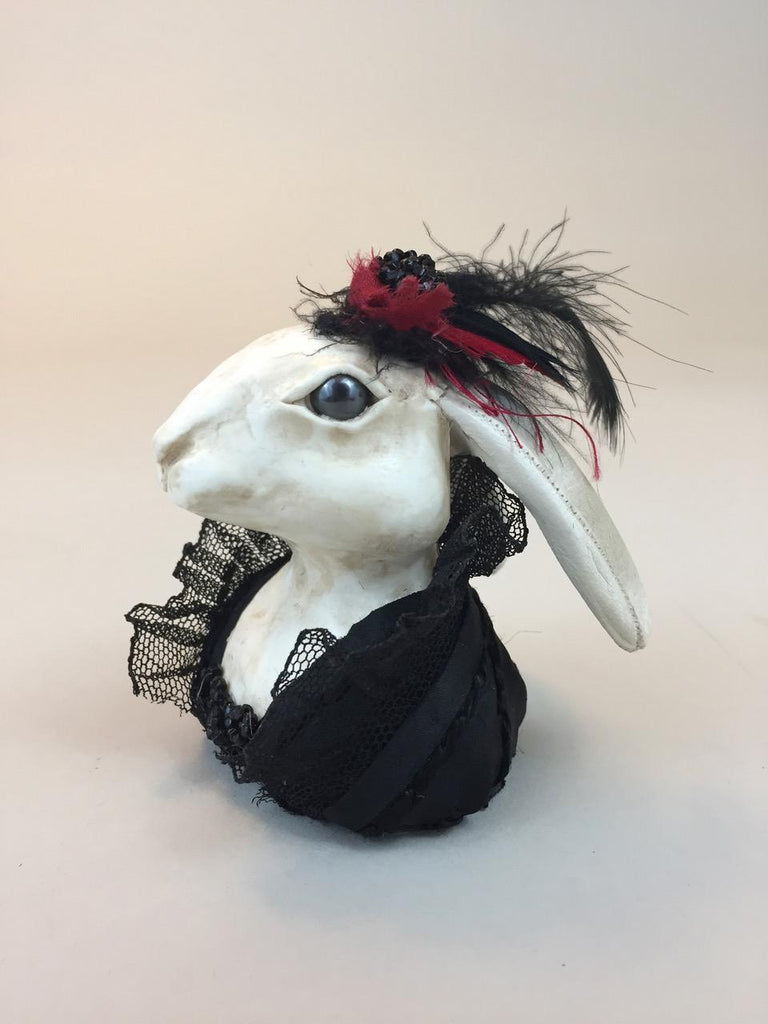 VICTORIAN RABBIT by artist Alex Wells (Ragged Caravan)