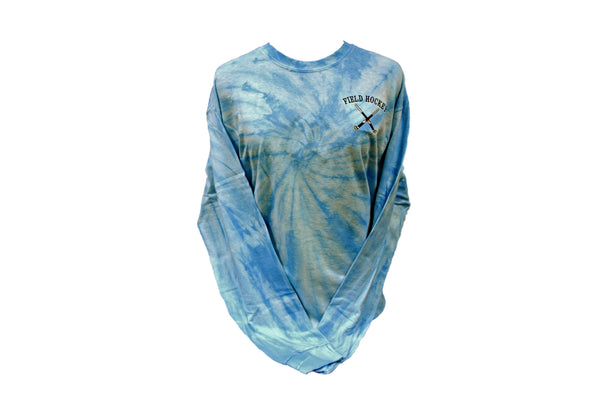 Long Sleeve Tie-Dye - Field Hockey