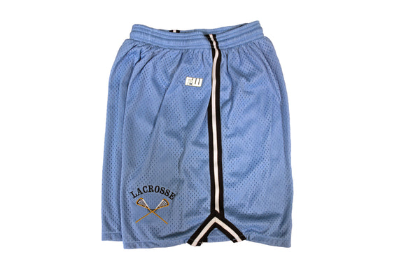 Women's Braided Tricot Mesh Shorts - Lacrosse
