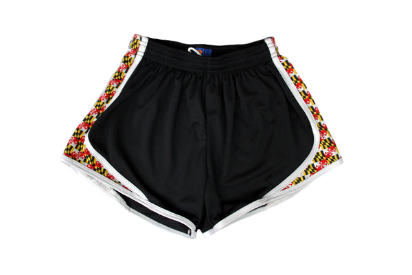 Maryland Running Shorts - 6 Panel
