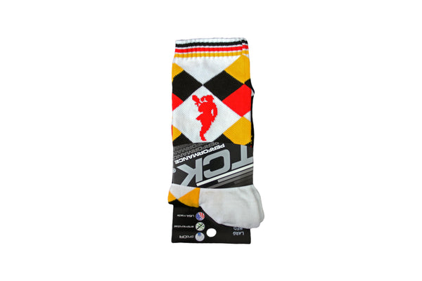Maryland Argyle Women's Lacrosse Socks