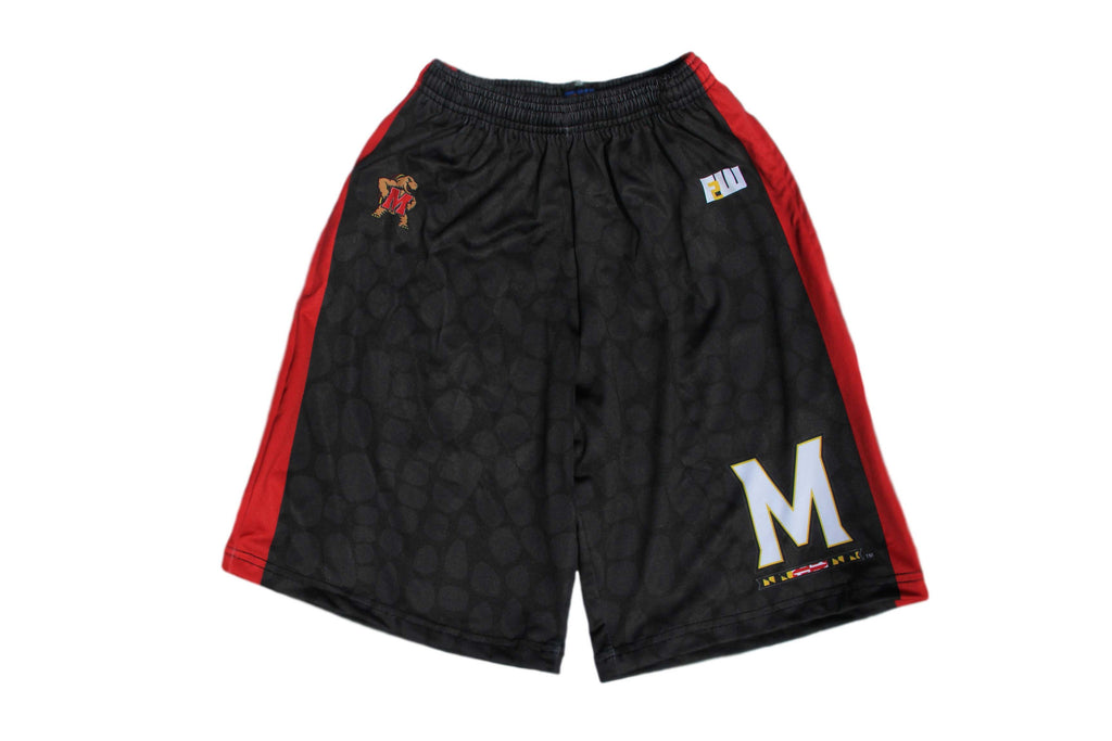 Maryland Terp Shell Shorts
