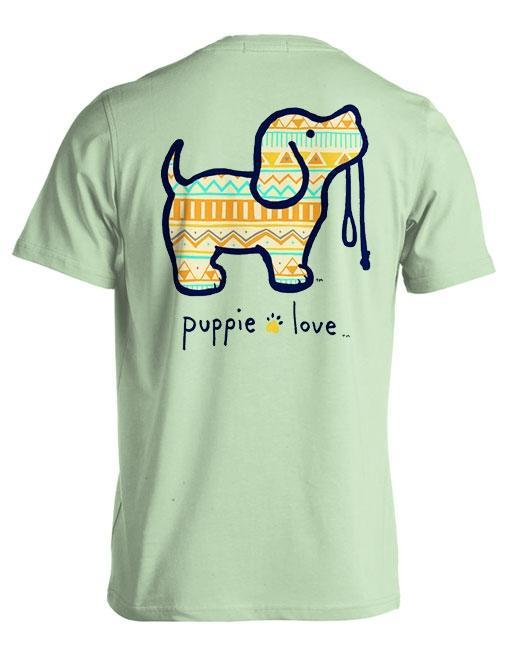 AZTEC PUP Tee by PUPPIE LOVE™ [DONATES TO ANIMAL SHELTER]