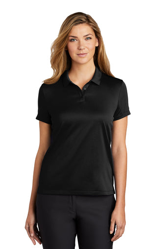 FNA NKBV6043 Nike Ladies Dry Essential Solid Polo
