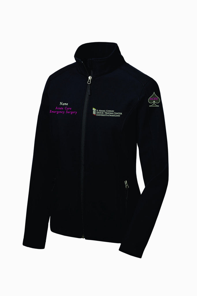 ACES Soft Shell Female Jacket L317