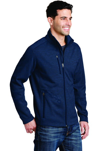 UVA Port Authority® Men's  Digi Stripe Fleece Jacket F231