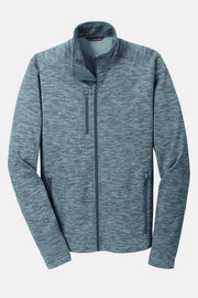 MIEMSS Port Authority® Men's  Digi Stripe Fleece Jacket F231