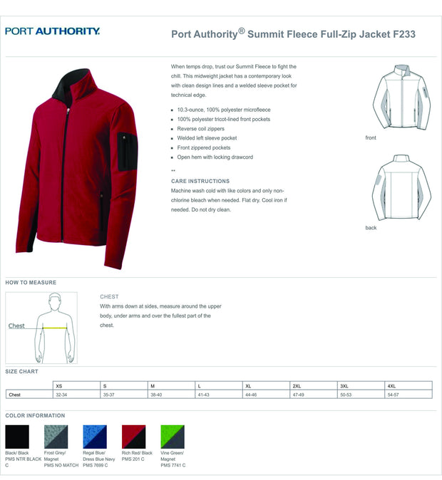 UT Fleece F233 Men