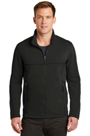 UVA F904 Port Authority ® Collective Smooth Fleece Jacket