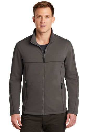 SH F904 Port Authority ® Collective Smooth Fleece Jacket