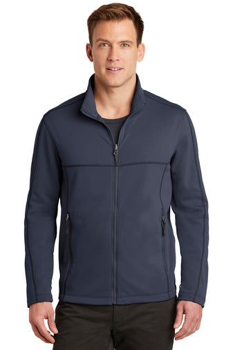 CRHC F904 Port Authority ® Collective Smooth Fleece Jacket