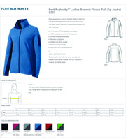 UT ACES Fleece L233 Women