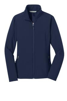 BWMC Soft Shell Female Jacket L317