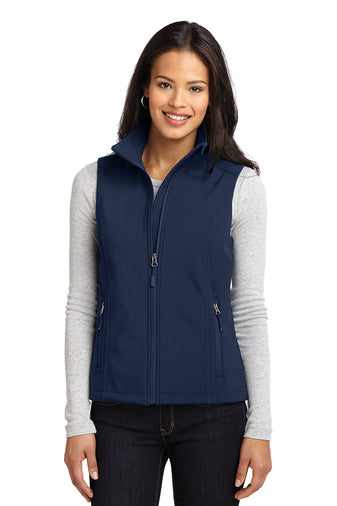 L325 Port Authority® Ladies Core Soft Shell Vest