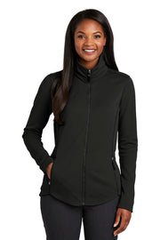 MIEMSS L904 Port Authority ® Ladies Collective Smooth Fleece Jacket