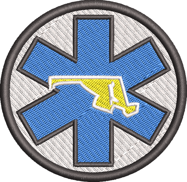 Maryland EMS Logo