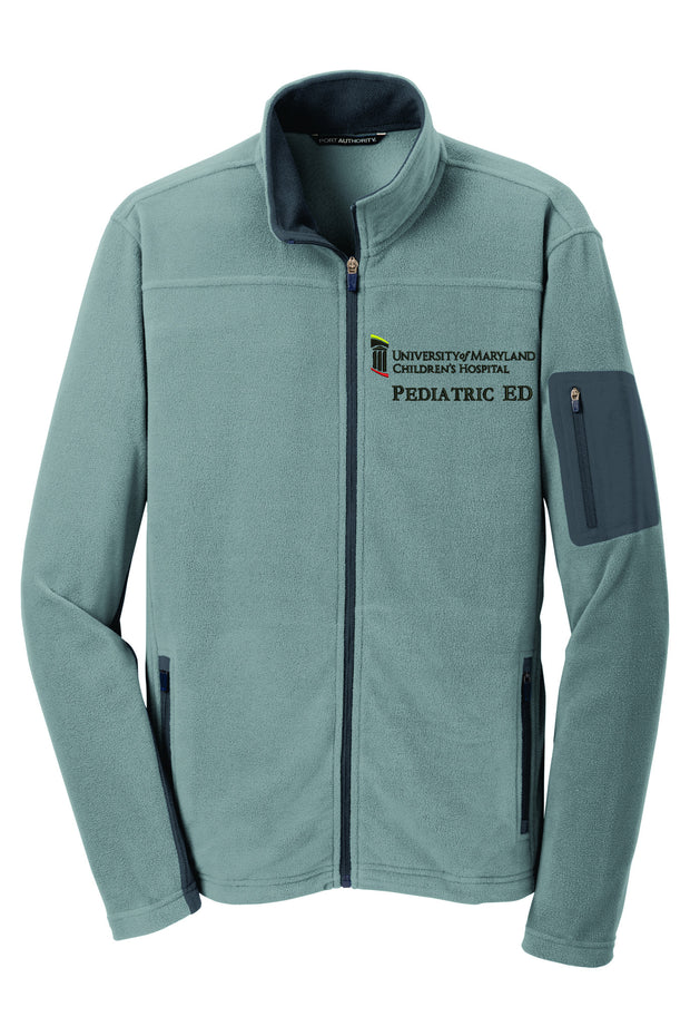 UMMC Peds ED Fleece F233 Men