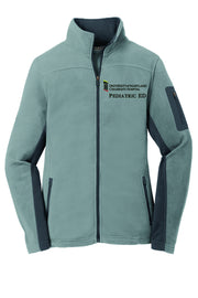 UMMC Peds ED Fleece L233 Women