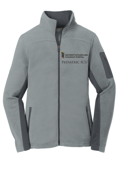 UMMC Peds ICU Fleece L233 Women