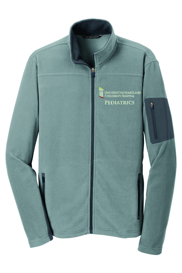 UMMC Peds Fleece F233 Men