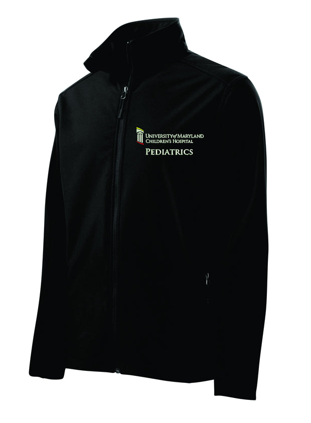UMMC Peds Soft Shell Male Jacket J317