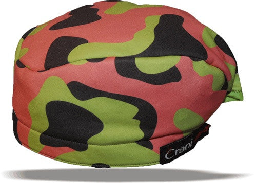 Cammo Pink Green