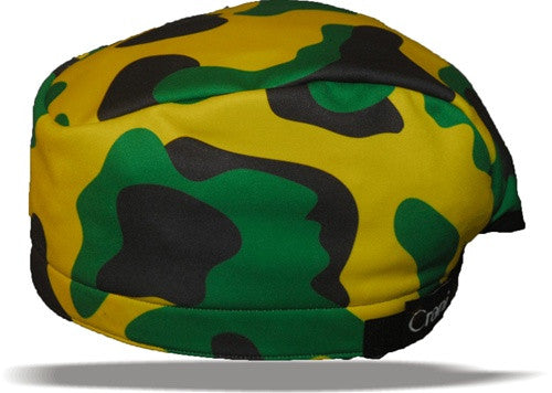 Cammo Yellow Green