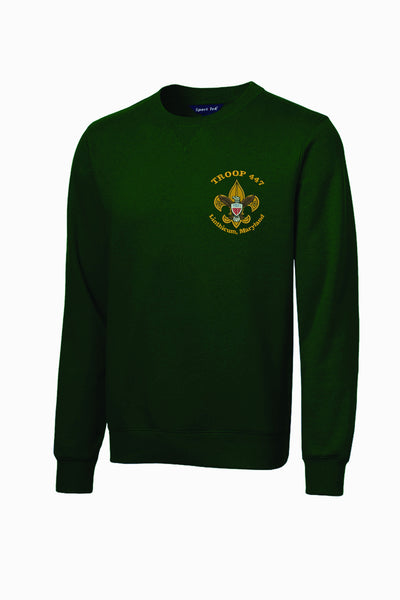 Troop 447 Sweatshirt ST266