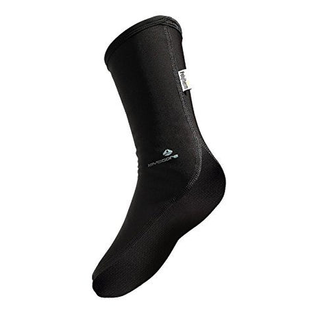 New LavaCore Trilaminate Polytherm Unisex Booties (X-Small) for Scuba Diving, Surfing, Kayaking, Rafting, Paddling & Many Other WaterSports