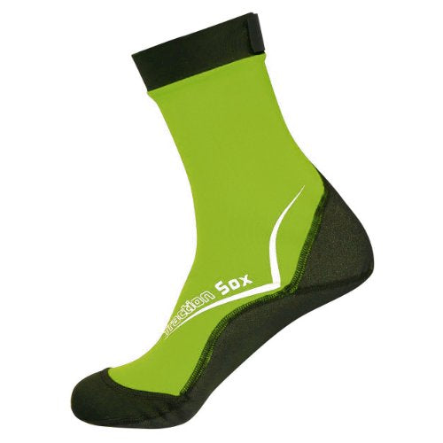 ScubaMax SO-105 Traction Socks (Neon / Yellow, Adult - XSmall)