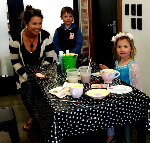 school holiday art workshop