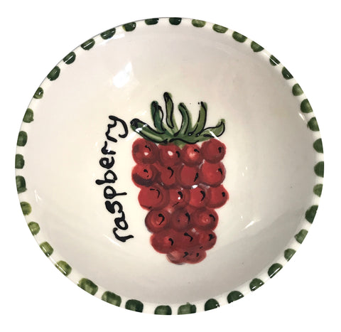 Ceramic | Raspberry Bowl | Small - gonepottynz