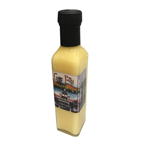 Gone Potty | Lemon & Feta Dressing 250ml - gonepottynz