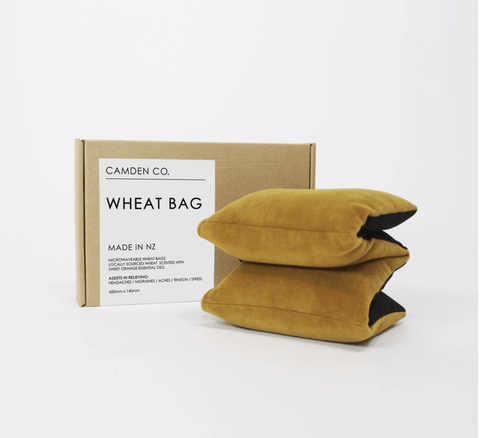 Wheat Bag - Mustard - Gone Potty - Gift Shop Dunedin