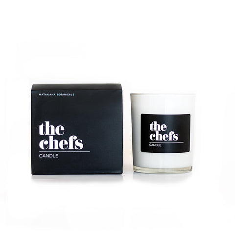 Matakana Botanicals Candle - the chefs - gonepottynz