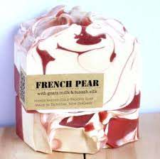 Soap Bar - French Pear - gonepottynz