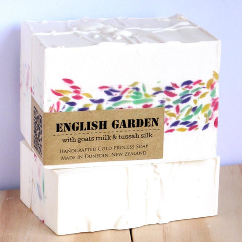 Soap Bar - English Garden - gonepottynz