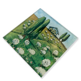 Sheep - Glass Coaster