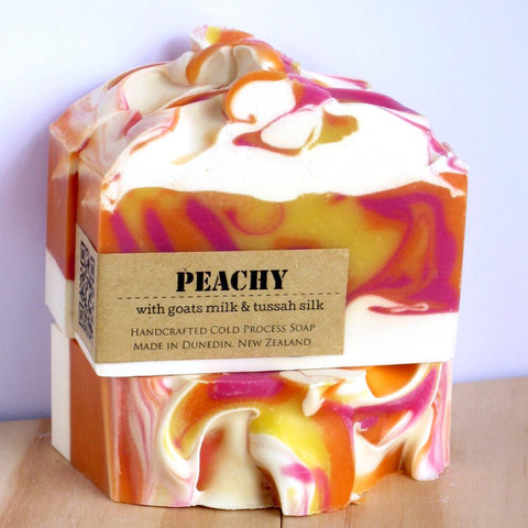 Soap Bar - Peachy - gonepottynz