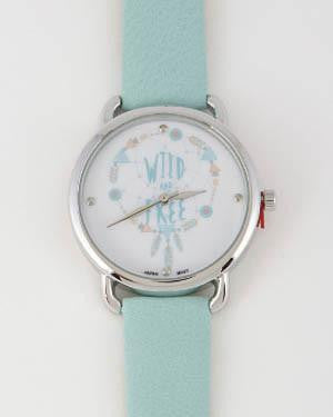 Wild And Free Watch
